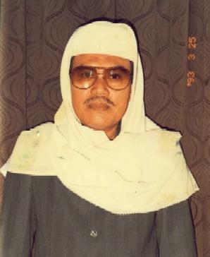 Potret Drs. K. H. Ahmad Rifai Arief