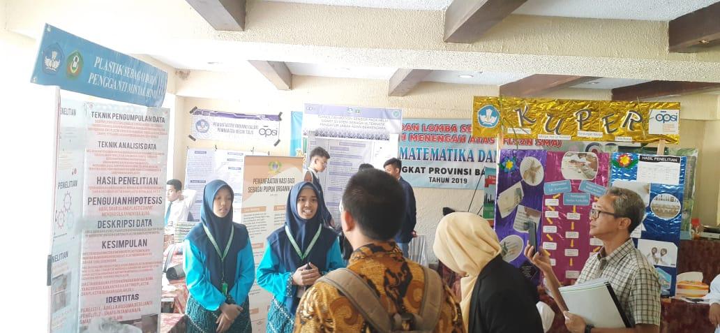 - OPSI 2019 2 - Santri Daar el-Qolam 2 Raih Prestasi di OPSI 2019 Provinsi Banten