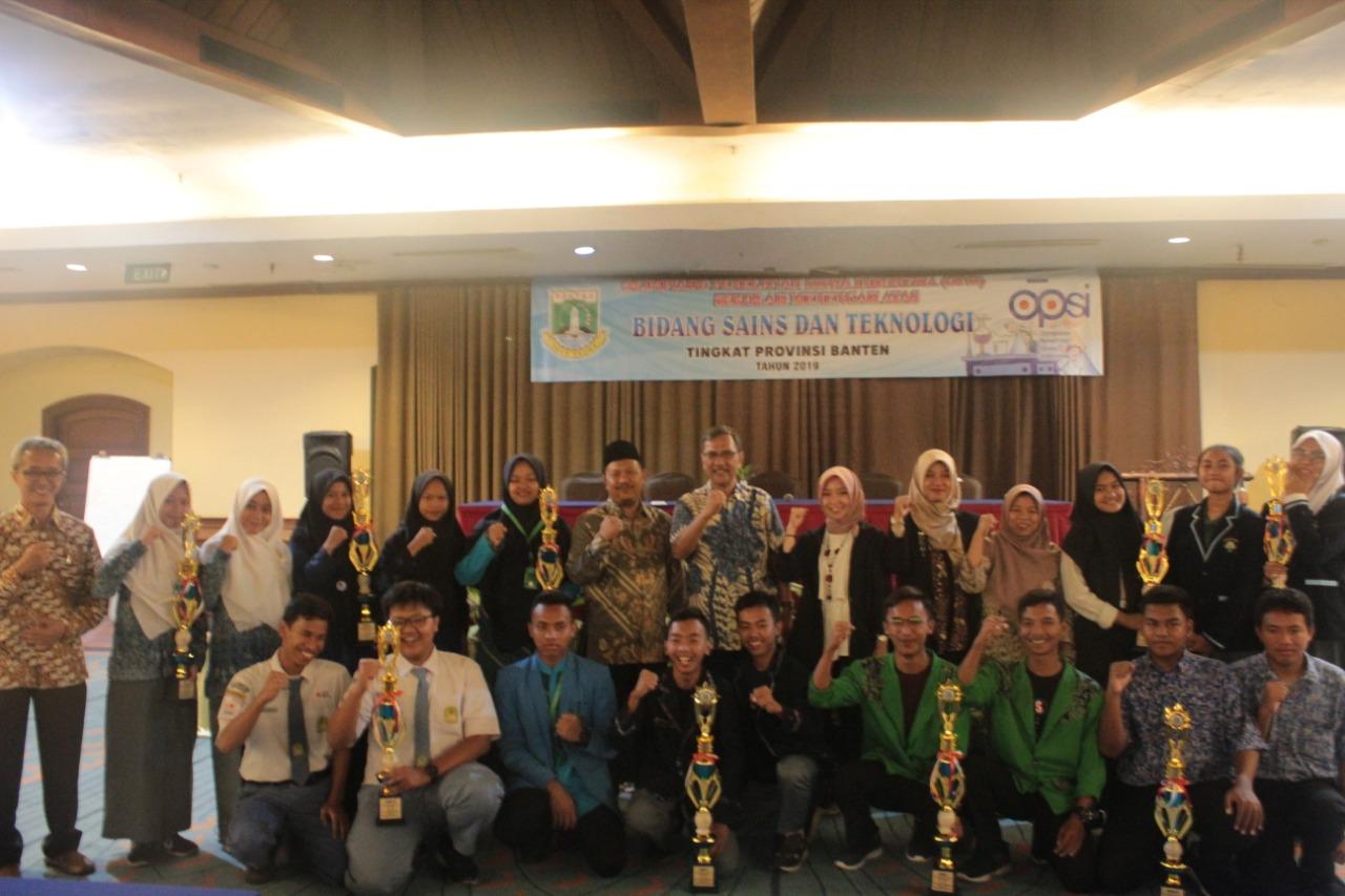 - OPSI 2019 6 - Santri Daar el-Qolam 2 Raih Prestasi di OPSI 2019 Provinsi Banten