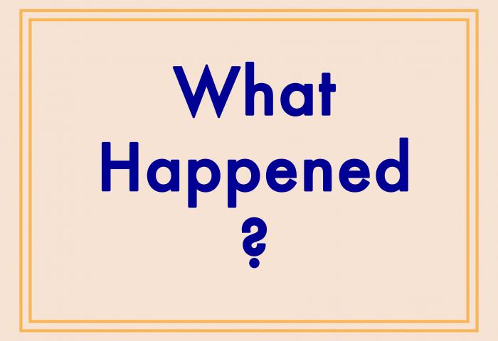 Ada Apa dengan Kita  - what happened 700x480 - Ada Apa dengan Kita?