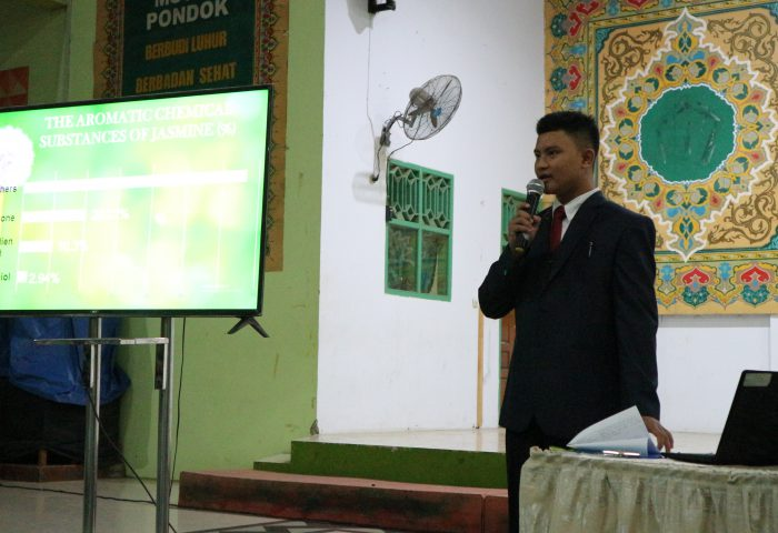 - IMG 6183 700x480 - Mengintip Serunya Penelitian Santri dalam Sidang Perdana Karya Tulis Ilmiah (KTI) 2019