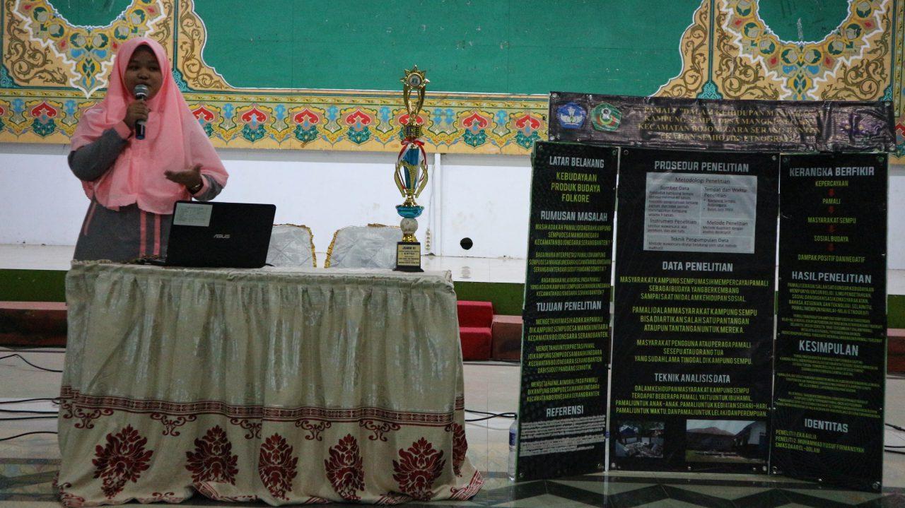 - IMG 6221 1280x719 - Mengintip Serunya Penelitian Santri dalam Sidang Perdana Karya Tulis Ilmiah (KTI) 2019