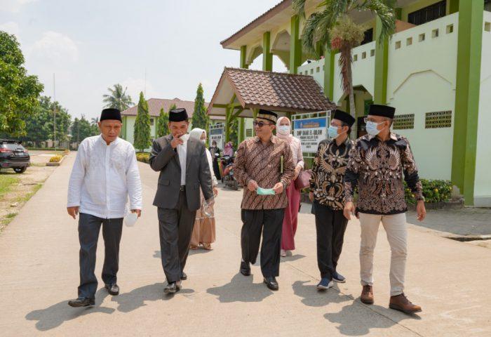 Kunjungan Kerja DPRD Provinsi Banten