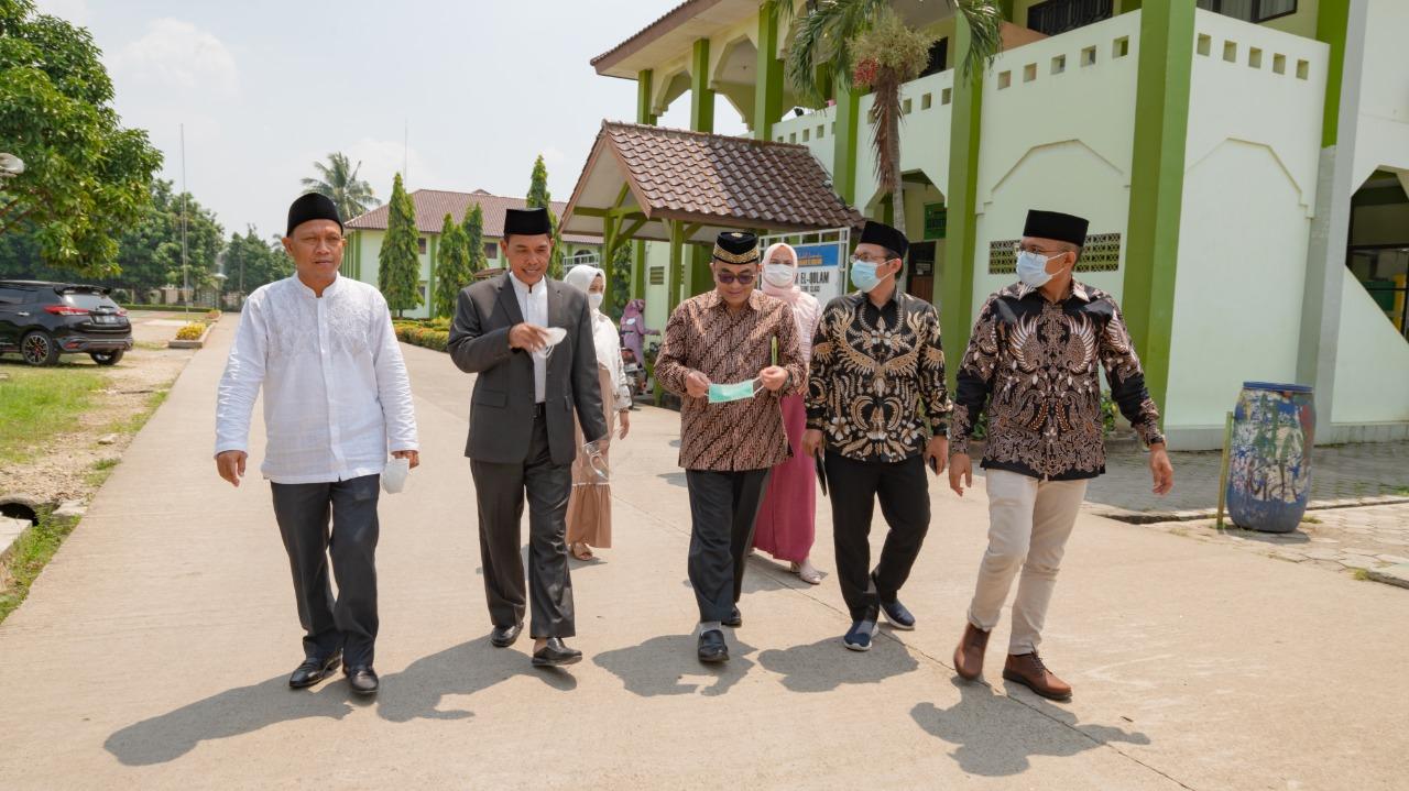 Kunjungan Kerja Tim Pansus DPRD Provinsi Banten